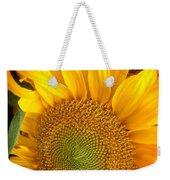 Sunflower Bright Weekender Tote Bag