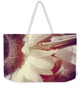 Sunflower Digital Art Weekender Tote Bag