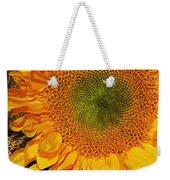 Sunflower Digital Painting Weekender Tote Bag