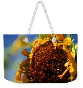 Sunflower Four Weekender Tote Bag
