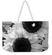 Sunflower From The Color Fashion Mix Weekender Tote Bag