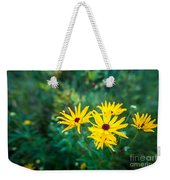 Sunflower Group Session Weekender Tote Bag