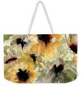 Sunflower Impressions Weekender Tote Bag