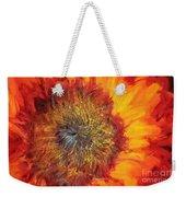 Sunflower Lv Weekender Tote Bag