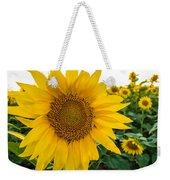 Fibonacci In Full Bloom Weekender Tote Bag