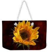 Sunflower Opening Weekender Tote Bag