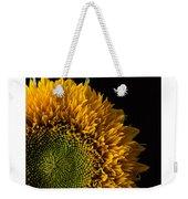 Sunflower Original Signed Mini Weekender Tote Bag
