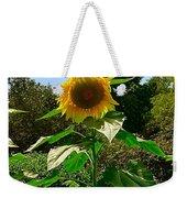 Sunflower Sally Weekender Tote Bag