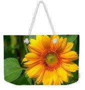 Sunflower Smile Weekender Tote Bag