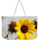 Sunflower Stages Weekender Tote Bag