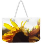 Sunflower Sunlight Weekender Tote Bag