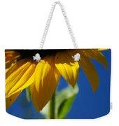 Sunflower Three Weekender Tote Bag