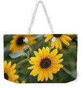Sunflowers Bloom Weekender Tote Bag