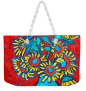 Sunflowers Bouquet Weekender Tote Bag
