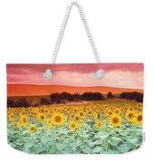 Sunflowers, Corbada, Spain Weekender Tote Bag