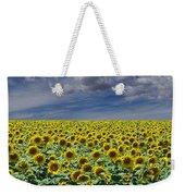Sunflowers Forever Weekender Tote Bag