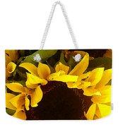 Sunflowers Tall Weekender Tote Bag