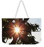 Sunhine And Raindrops Weekender Tote Bag
