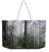 Sunlight And Fog Weekender Tote Bag