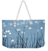 Sunlight Dances Weekender Tote Bag