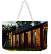 Sunlight On Old Brick Building - Ellensburg - Washington Weekender Tote Bag