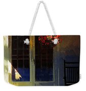 Sunlight On Scarlet - New England Autumn Weekender Tote Bag