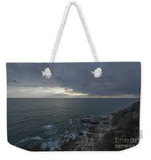 Sunlight Over The Sea Weekender Tote Bag