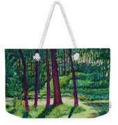 Sunlight Peeping Through. Weekender Tote Bag
