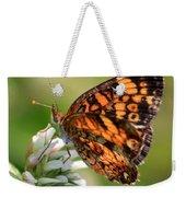 Sunlight Through Butterfly Wings Weekender Tote Bag