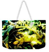 Sunlit Seaweed Weekender Tote Bag