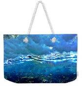 Sunlit Wave Weekender Tote Bag