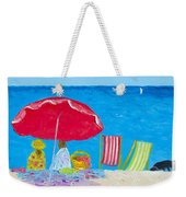 Sunny Afternoon At The Beach Weekender Tote Bag