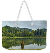 Sunny Beach Point 1 Weekender Tote Bag