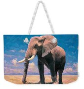 Sunny Day In The Savanna Weekender Tote Bag