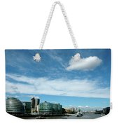 Sunny Day London Weekender Tote Bag
