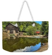 Sunny Days At Mcconnells Mill Weekender Tote Bag