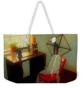 Sunny Sewing Room Weekender Tote Bag