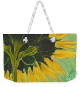 Sunny Side Up Weekender Tote Bag by Cori Solomon