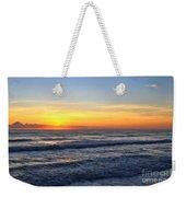 Sunrise And Waves Weekender Tote Bag