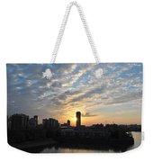 Sunrise Arise Buffalo Ny V1 Weekender Tote Bag