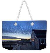 Sunrise At Barnstable Yacht Club Weekender Tote Bag