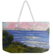 Sunrise At Burliegh Heads Weekender Tote Bag