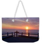 Sunrise At Cape Spear St Johns Newfoundland Weekender Tote Bag