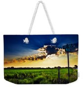 Sunrise At E5 And 180 Weekender Tote Bag