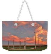 Sunrise At Field Of Dreams Weekender Tote Bag