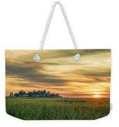 Sunrise At Little Neck Weekender Tote Bag