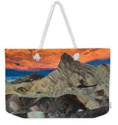 Sunrise At Manly Beacon Weekender Tote Bag
