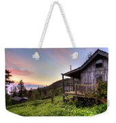 Sunrise At Mt Leconte Weekender Tote Bag