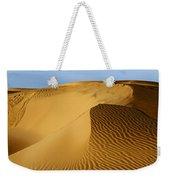 Sunrise At Oceano Sand Dunes Weekender Tote Bag