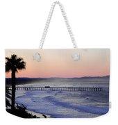 Sunrise At Pismo Beach Weekender Tote Bag